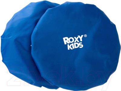Чехлы на колеса коляски в сумке ROXY-KIDS голубой