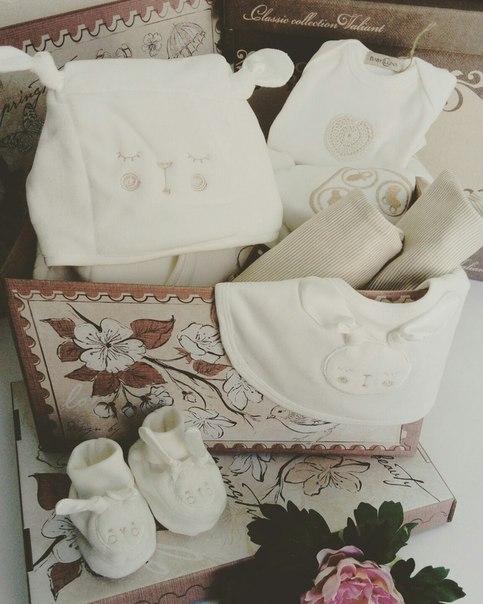 Подарочные наборы BABY BOX Classic from BABYLUNA