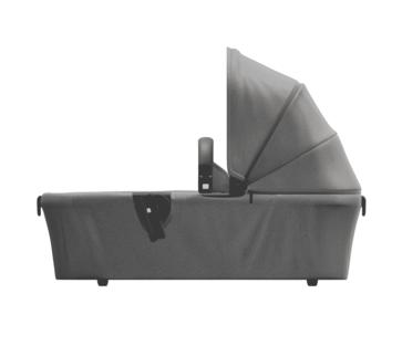 Люлька для коляски JOOLZ Aer Delightful Grey