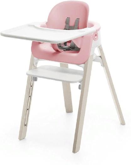 Стульчик для кормления Stokke Steps complete Pink