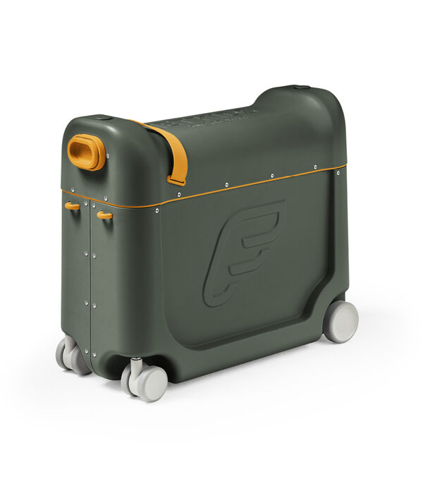 Чемодан-кроватка для путешествий JetKids™ от Stokke® Bedbox™ Golden Olive