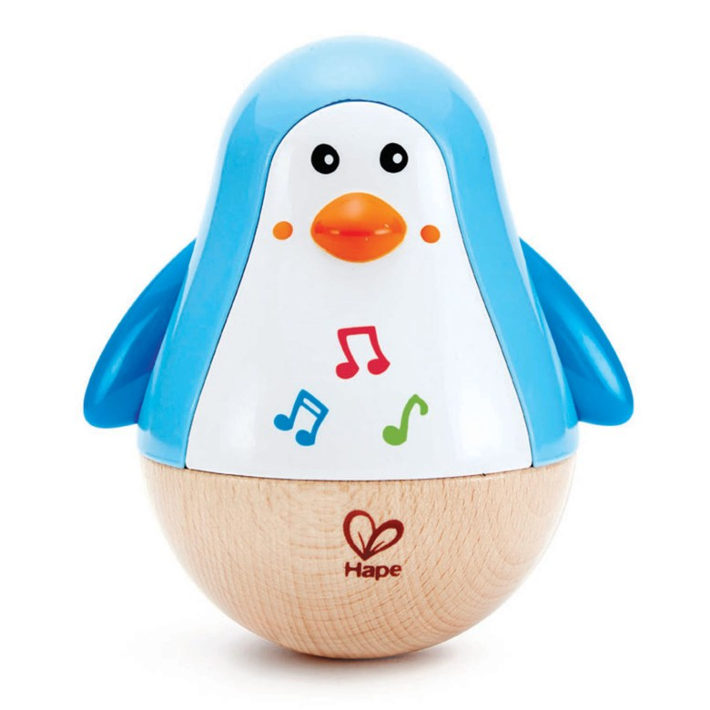 "Музыкальная игрушка-неваляшка Hape ""Пингвин"""