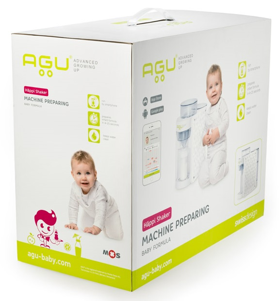 Машина для приготовления детской смеси AGU  - PMBF2