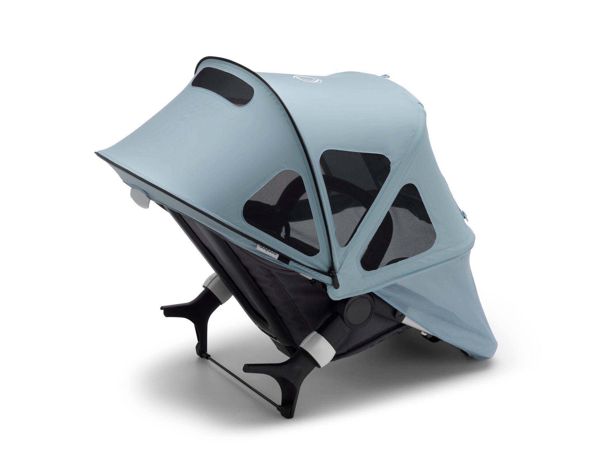 Вентилируемый капюшон для Bugaboo Cameleon/Fox2, Vapor Blue