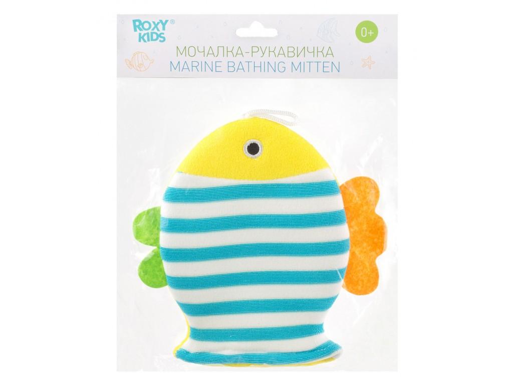 Махровая мочалка-рукавичка Marine Mitten  Roxy Kids