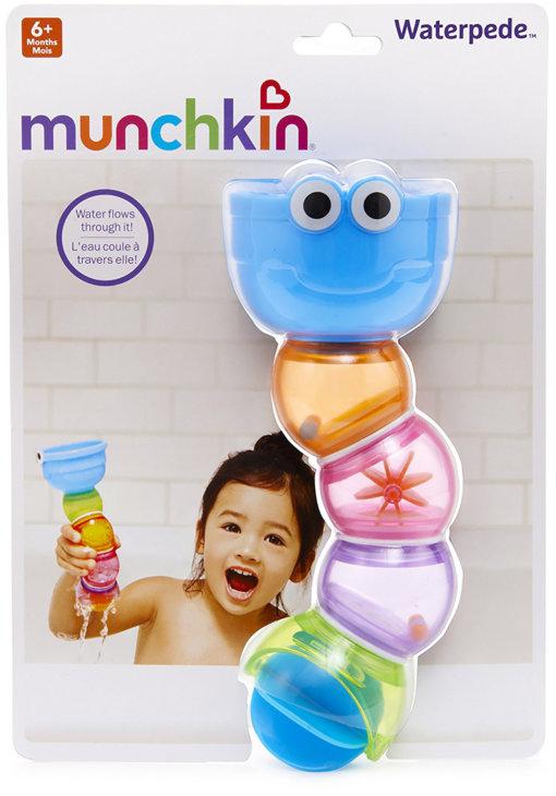 Munchkin игрушки для ванны Змейка 6+