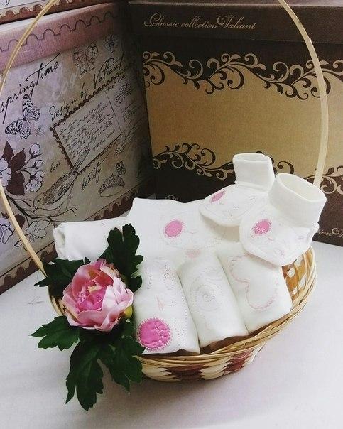 Подарочные наборы BABY BOX Mini from BABYLUNA
