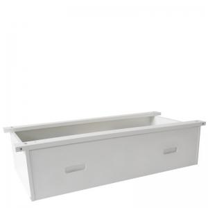 Ящик-маятник для кровати CP-1688 120*60 WHITE COT DRAWER