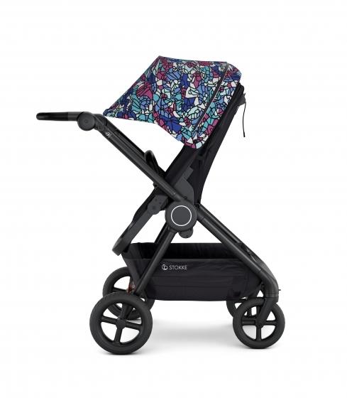 Прогулочная коляска STOKKE®BEAT™ Limited Edition Jayson Atienza