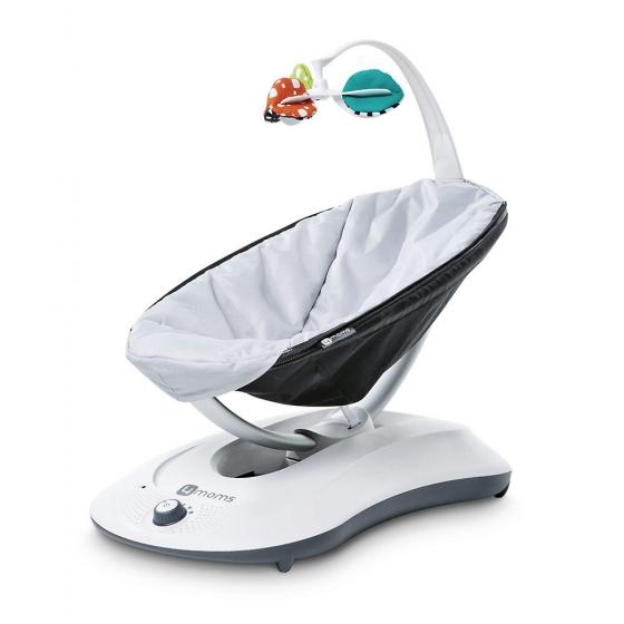 Кресло-качалка 4moms RockaRoo Grey