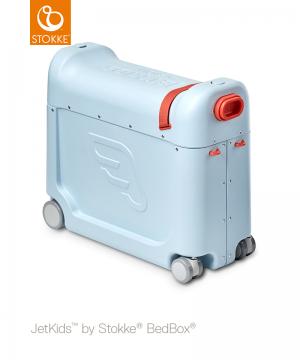Чемодан для путешествий Stokke JetKids RIDEBOX