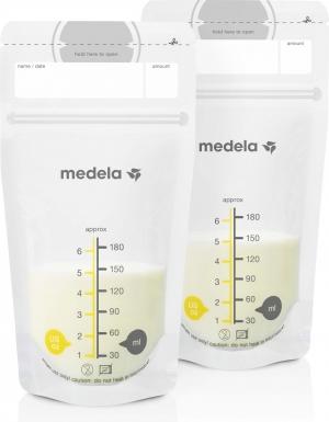 Medela Пакеты для сбора хранения молока 50шт