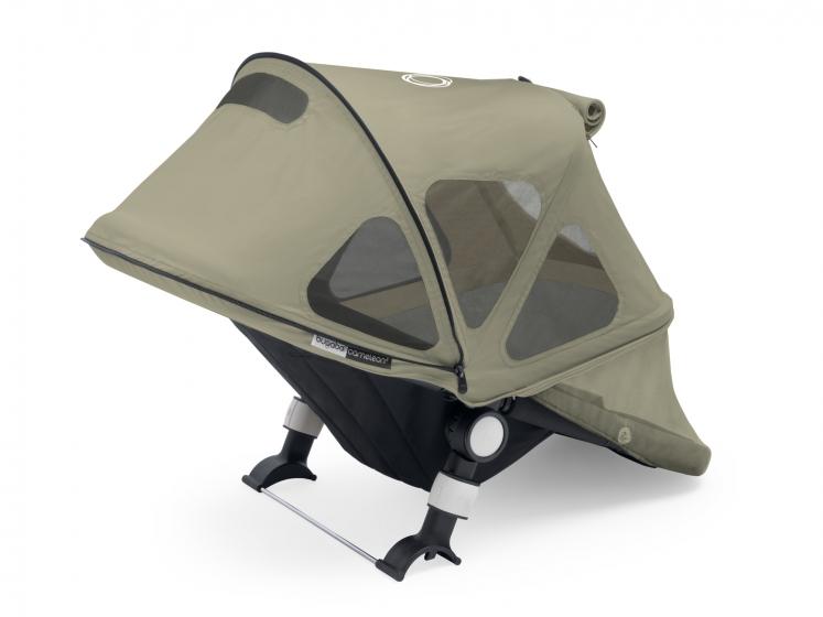 Капюшон вентилируемый для коляски Bugaboo Cameleon3 DARK KHAKI