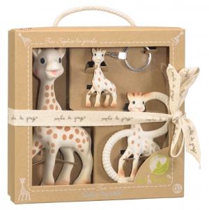 Трио-набор Жираф Софи