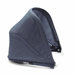 Капюшон для коляски Bee5, BLUE MELANGE