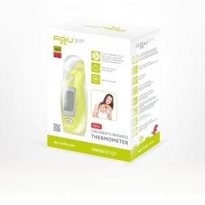 AGU Термометр инфракрасный SMART Brainy SHE7