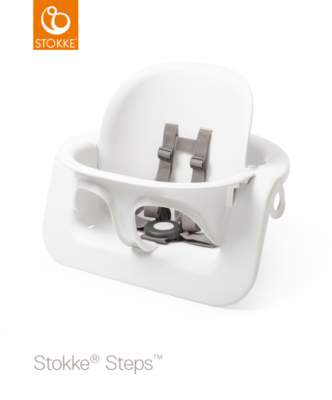 Сиденье Stokke Steps Baby Set, white