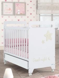 Кроватка Micuna Istar 120x60