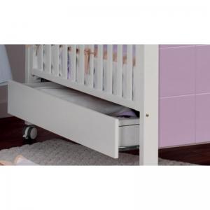 Ящик для кровати CP-1405 120*60 WHITE