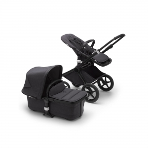 Коляска 2в1 Bugaboo FOX2 Mineral complete BLACK/WASHED BLACK