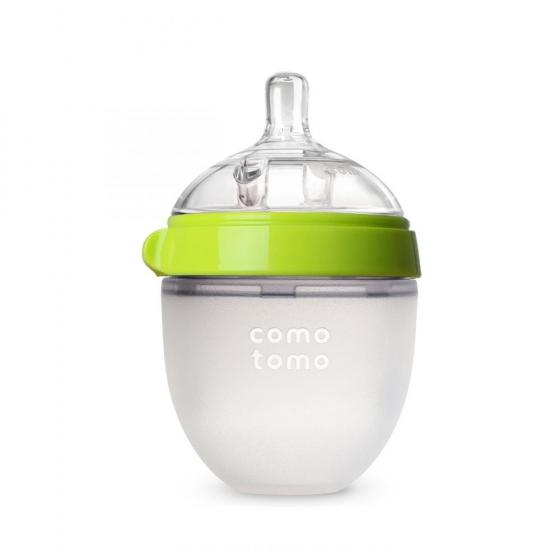Бутылочка для кормления Comotomo (150 мл), зеленый