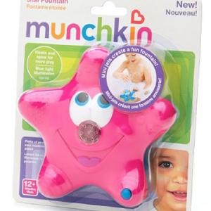 Munchkin игрушка для ванны Звёздочка от 12мес