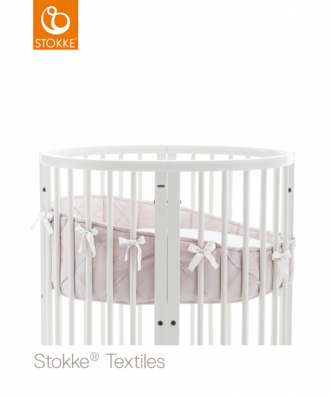 Бампер для люльки Stokke Sleepi Mini, CLASSIC ROSE