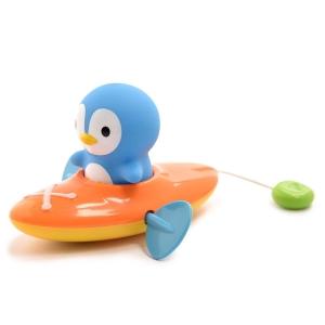 Игрушка Munchkin пингвин пловец в лодке