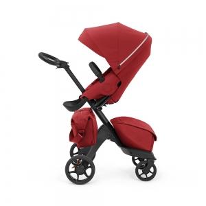 Прогулочная коляска STOKKE® XPLORY® X Ruby Red