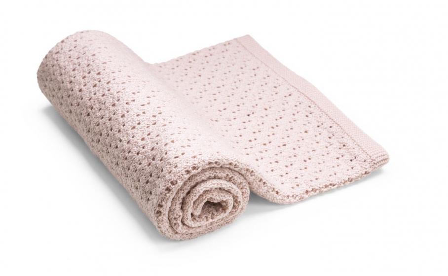 Stokke одеяло Merino Wool, Pink