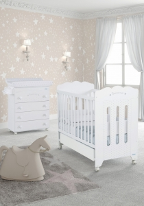 Кроватка Micuna Bonne Nuit 120x60