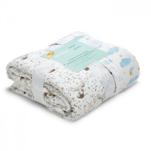 Одеяло из муслинового хлопка для мамы aden+anais Harry Potter
