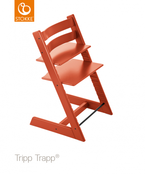 Стульчик Tripp Trapp, Lava Orange