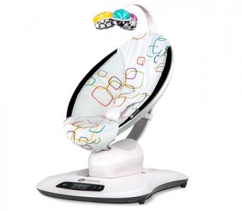 Электронное кресло-качалка 4Moms Mamaroo