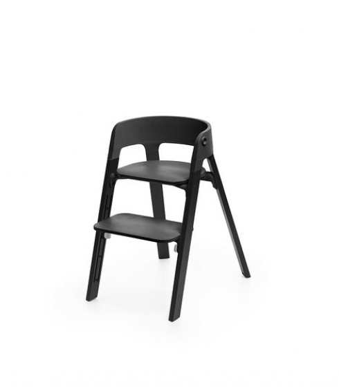 Стульчик Stokke Steps Black