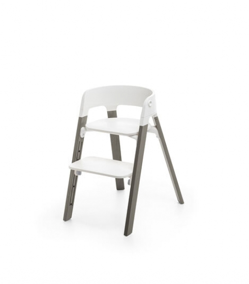 Стульчик Stokke Steps Hazy Grey