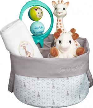 Набор-корзина для новорожденного Vulli Жираф Софи