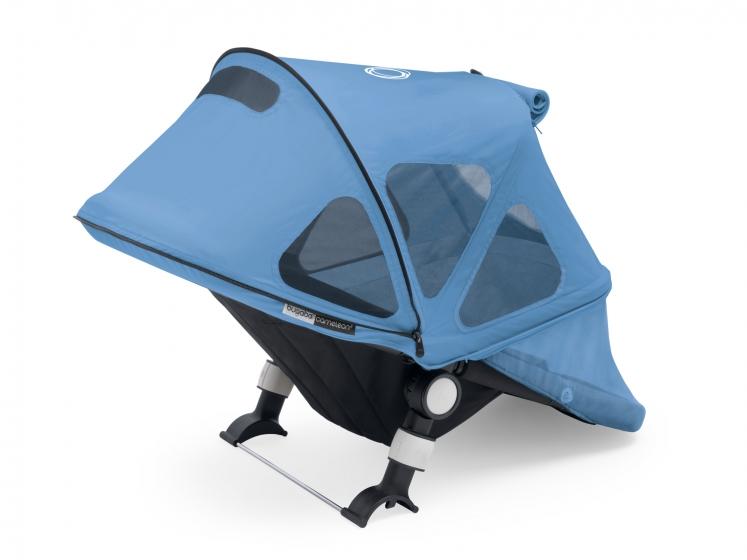 Капюшон вентилируемый для коляски Bugaboo Cameleon3 ICEBLUE