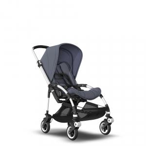 Прогулочная коляска Bugaboo Bee5 Alu/Black/Steel Blue
