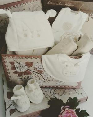 Подарочные наборы BABY BOX Premium from BABYLUNA