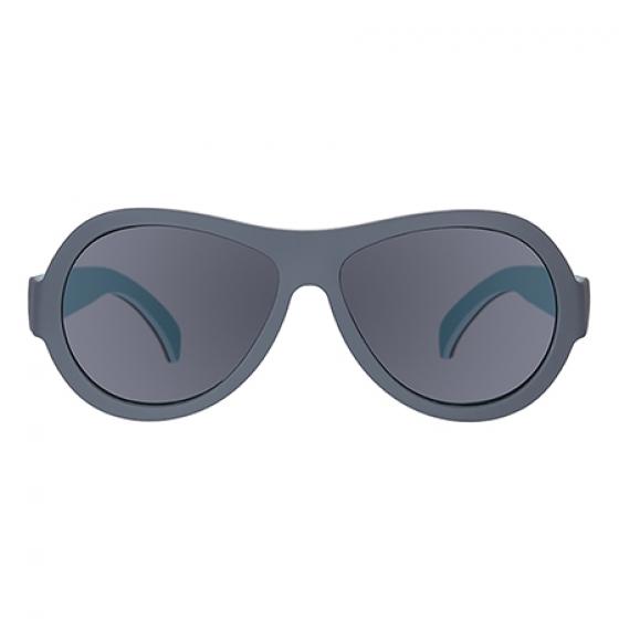 С/з очки Babiators Original Aviator. Морской флот (Nautical Navy). Морской. Белый. Junior (0-2)