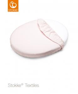 Простынь на кроватку Mini Fitted Sheet Stokke Sleepi