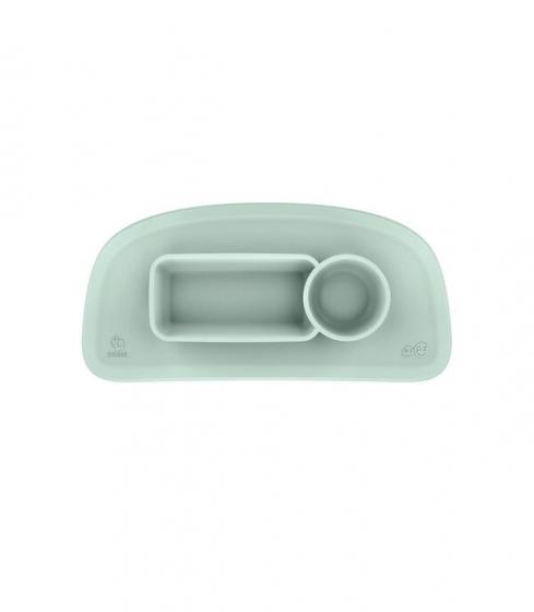 Силиконовая тарелка-подносик EZPZ™ ОТ STOKKE™ для подноса Tripp Trapp