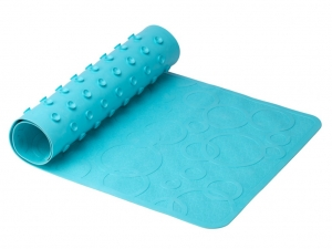 Антискользящий резиновый коврик для ванны без отверстий  Roxy Kids
