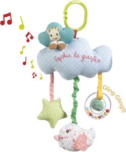 Музыкальная подвесная игрушка
