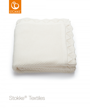 Плед Stokke Knitted Blanket