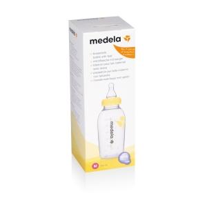 Medela Бутылочка 250мл с силиконовой соской M