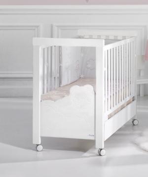 Кроватка Micuna Dolce Luce Relax с LED-подсветкой 120x60