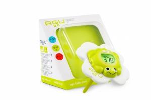 AGU Термометр для ванны электронный Froggy AGU TB4