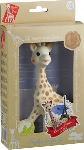 Подарочный набор Sophie la girafe (сделано из 100% натурального каучука)